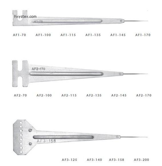 pattern needle