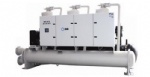 Fully-Hermetic Screw Chillers